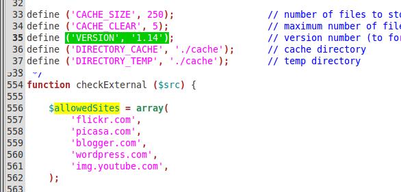 TimThumb – Download this free Anti-Malware Plugin for WordPress